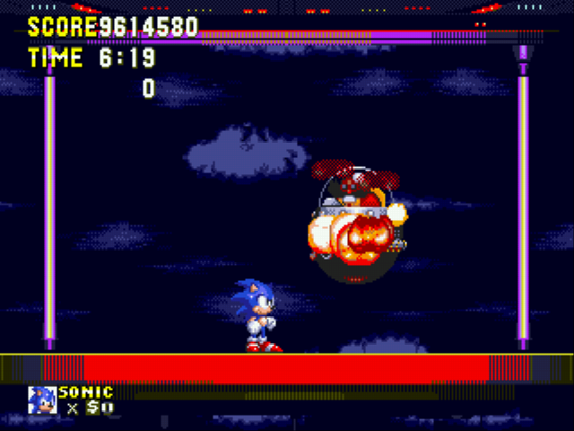 Sonic the Hedgehog 3 - Not bad,  - User Screenshot