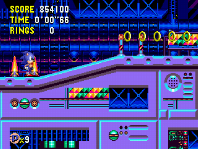 Sonic CD - Awesome! - User Screenshot