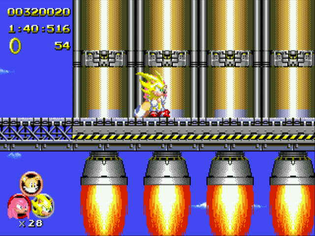Sonic 2 Heroes - fluttershy: you rock - User Screenshot