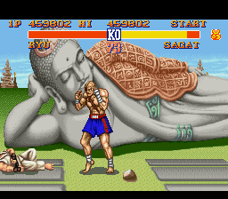 Street Fighter II - The World Warrior - OK that\