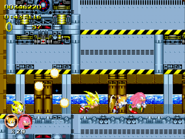 Sonic 2 Heroes - 3rd place :D - User Screenshot
