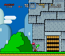 Super Mario World - Well, i did best. - User Screenshot