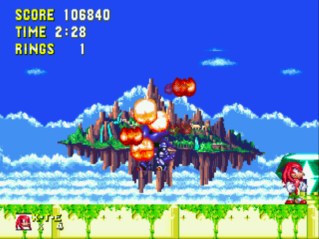 Sonic and Knuckles - ... - User Screenshot