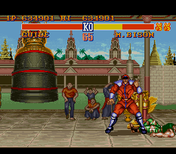 Street Fighter II - The World Warrior - ehh, alright.... - User Screenshot