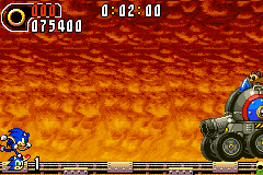 Sonic Advance 2 - i had my cool score - User Screenshot