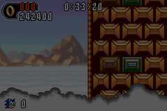 Sonic Advance 2 - Stupid Sky Canyon!!! - User Screenshot