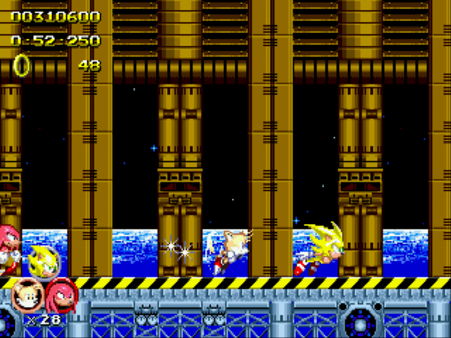 Sonic 2 Heroes - fifth place - User Screenshot