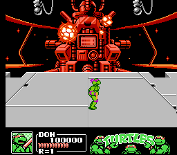 Teenage Mutant Ninja Turtles III - The Manhattan Project - bob 723  - User Screenshot