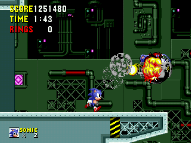 Sonic the Hedgehog - goodbye eggman! - User Screenshot