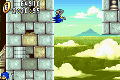 Sonic Advance -  - User Screenshot