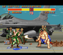 Street Fighter II - The World Warrior -  - User Screenshot