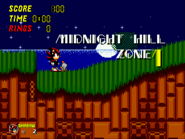 Sonic 2 - Project Shadow - YEAH! 100 POINTS! - User Screenshot