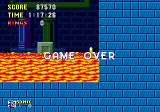 Sonic 1 Megamix - lookin good - User Screenshot