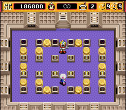 Super Bomberman 2 - good - User Screenshot
