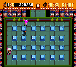 Super Bomberman - good - User Screenshot