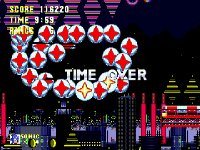 Sonic and Knuckles & Sonic 3 - I WIN! - User Screenshot