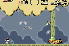 Super Mario Advance 2 - Super Mario World - Will have a hangover - User Screenshot