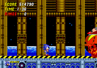 Sonic the Hedgehog 2 - new score - User Screenshot