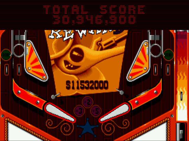 Psycho Pinball - Not too bad. - User Screenshot