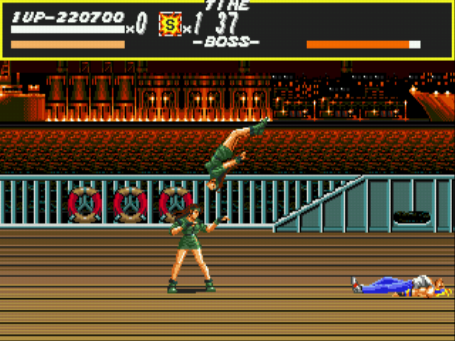 Streets of Rage -  - User Screenshot