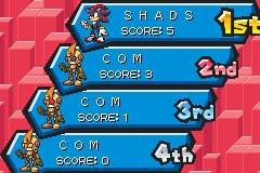 Sonic Battle - i beat SHADOWS - User Screenshot