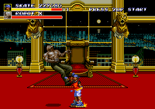 Streets of Rage 3 - Meh... - User Screenshot