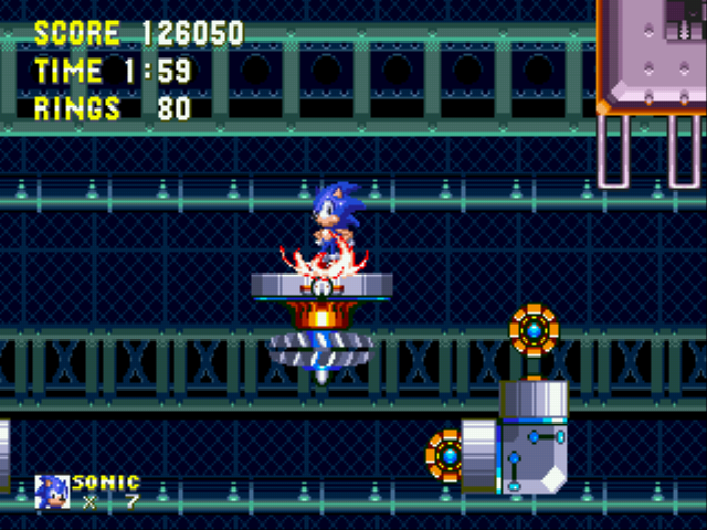 Sonic and Knuckles - My feet are burning! - User Screenshot