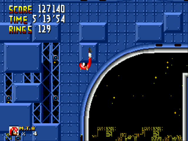 Sonic 1 Megamix (beta 4.0) - Not this... - User Screenshot