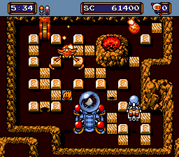 Mega Bomberman -  - User Screenshot