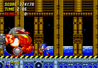 Sonic the Hedgehog 2 -  - User Screenshot