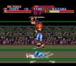 Final Fight -  - User Screenshot