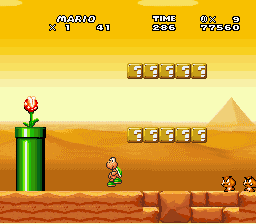 New Retro Mario Bros - i hate mario - User Screenshot