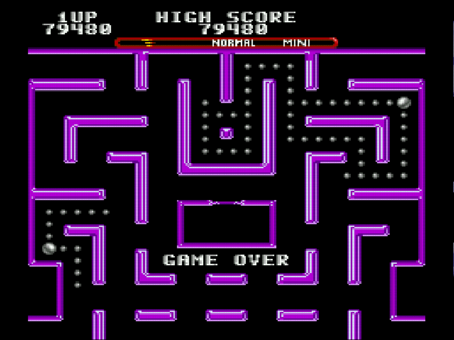 Ms Pac-Man - Just keeps growing - User Screenshot