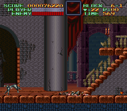 Super Castlevania IV -  - User Screenshot