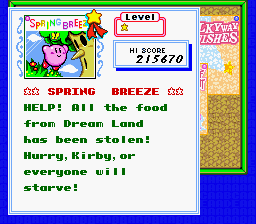 Kirby Super Star - iTz Nu3Ve - User Screenshot