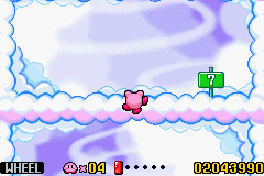 Kirby - Nightmare in Dream Land - Not even finished... - User Screenshot