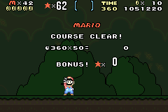 Super Mario Advance 2 - Super Mario World - so... I got bored... - User Screenshot