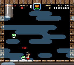 Brutal Mario - When will they learn - User Screenshot