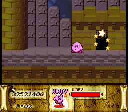 Kirby Super Star - Mabye next time.. - User Screenshot