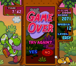 Tetris Attack -  - User Screenshot