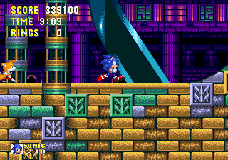 Sonic and Knuckles & Sonic 3 - best score ever - User Screenshot