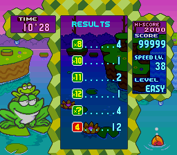 Tetris Attack - 10:43 RECORD BEATEN - User Screenshot