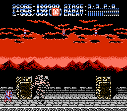 Ninja Gaiden II - The Dark Sword of Chaos -  - User Screenshot