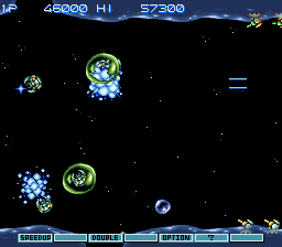 Gradius III -  - User Screenshot