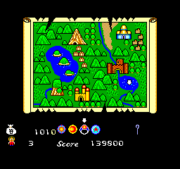 Alex Kidd in Miracle World - Other screenshot - User Screenshot