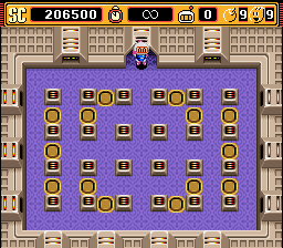 Super Bomberman 2 - At the last round - User Screenshot