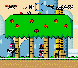 Super Mario World - Can you beat me now? - User Screenshot
