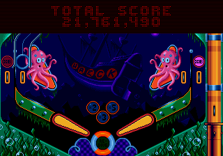 Psycho Pinball -  - User Screenshot