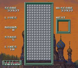 Super Tetris 3 -  - User Screenshot