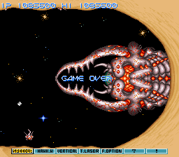 Gradius III - Loop 3 is a dick - User Screenshot